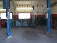 Shop, Mechanic or Storage Bay Available for Rent