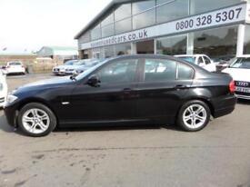2009 BMW 3 Series 318i ES 4dr 4 door Saloon