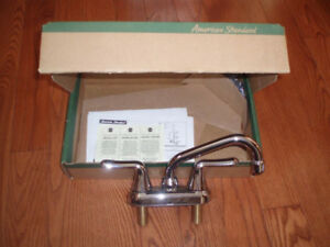 American Standard laundry / utility faucet NEW in box