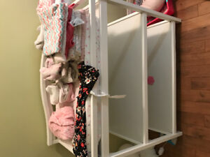 Baby change table and more