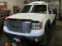 2010 GMC Sierra 2500 Leather Pickup Truck