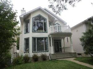 EXECUTIVE HOME IN ROSSDALE - DOWNTOWN EDMONTON