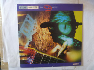 STEVE HUNTER LPs - 2 to choose from
