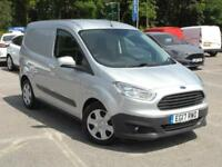 2017 Ford Transit Courier 1.5 Tdci Trend 75PS Diesel silver Manual