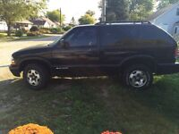 For sale 2005 GMC blazer