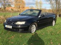 04 Saab 9-3 2.0 turbo Linear 150bhp Convertible