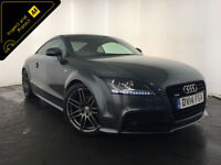 2014 AUDI TT BLACK EDITION TDI QUATTRO COUPE 1 OWNER SERVICE HISTORY FINANCE PX