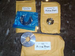 Qiuck change  pulley kit for 04 - 08 Pontiac Grand Prix GTP