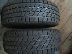 205/65R15 and 215/65R15