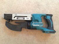 Makita 18v drywall screw gun , Hilti