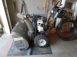 CRAFTSMAN 9.5 HP SELF PROPELLED SNOWBLOWER - EXCELLENT CONDITION