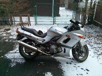 Kawasaki ninja ZZR600 - 11900 km seulement