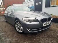 BMW 5 SERIES 520D SE Grey Auto Diesel, 2011