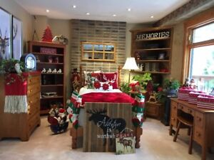 Christmas Special - Solid Maple Child's Bedroom Suite