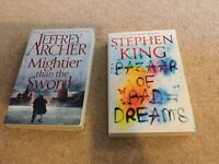 Two brand new books