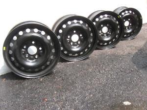 roues acier 16''
