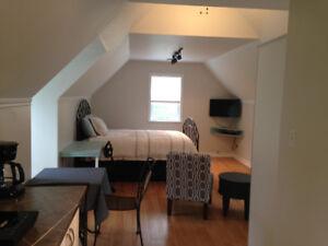 Studio Loft Apartment close to Upei