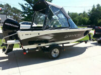 Legend 16Xcalibur with 60 ELPT 4stroke Mint Condition!