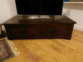 Beautiful Solid Wood Coffee Table / TV Table