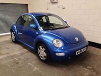 Vw Beetle 2.0 Luna Cd multi Changer, Heated seats, Air Con, Alloys, Ready to Go 3 Months Warranty
