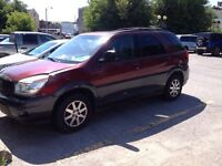 2004 Buick Rendezvous - runs good as is