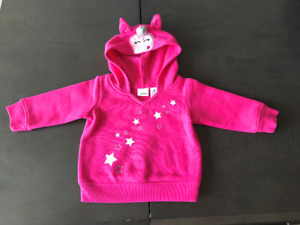Cozy baby winter outfits with free handy bathing hat