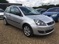 Ford Fiesta 1.25 Style Climate 3dr 2006 * IDEAL FIRST CAR * HPI CLEAR *CHEAP INSURANCE*PERFECT DRIVE