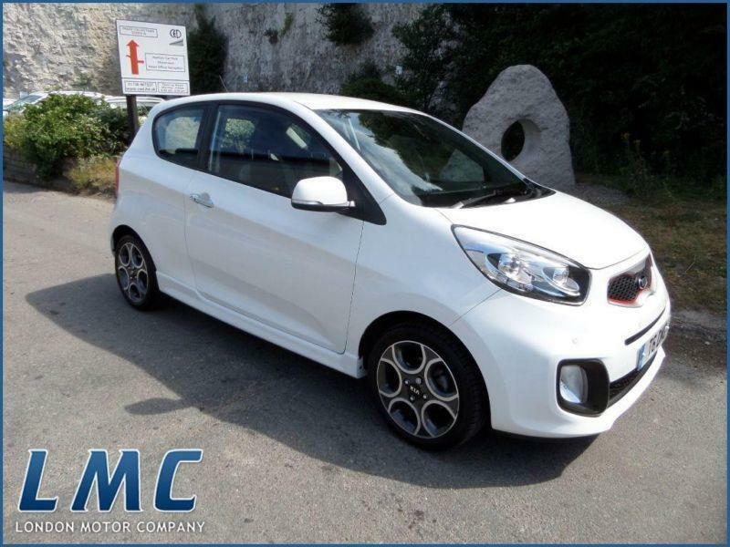 kia picanto white one owner in grays essex gumtree. Black Bedroom Furniture Sets. Home Design Ideas