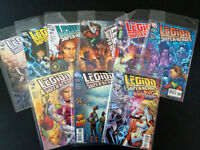 9 Comics Legion of Super-Heroes