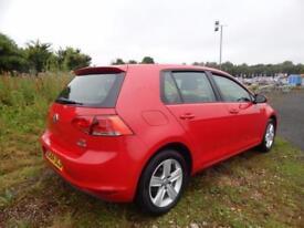 Volkswagen Golf Match Tdi Bluemotion Technology