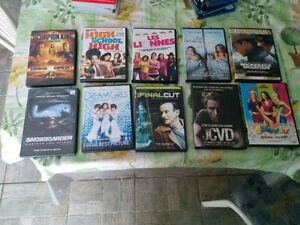 DVD movie lot