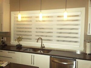 BLINDS FOR SALE/STORES À VENDRE DIRECT FROM MANUFACTURE
