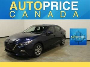 2015 Mazda Mazda3 GX GX|AIR CONDTION|COMFORT PACKAGE