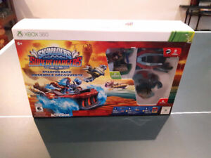 Xbox 360 Skylanders Superchargers Starter Pack