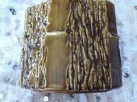 Antique Arthur Wood Large Earthenware Planter Pot