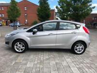 Ford Fiesta 1.0T ( 100ps ) EcoBoost ( s/s ) 2016MY Zetec