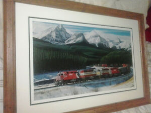 train print ...by fisher