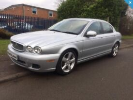 2009 Jaguar X-Type SE 2.2 Diesel VGC All Major Credit Debit Cards