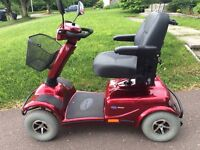 Invacare-Meteor 4-Wheel Mobility Scooter
