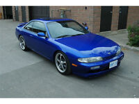 1994 Nissan 240SX Custom Single Turbo $27,000 OBO