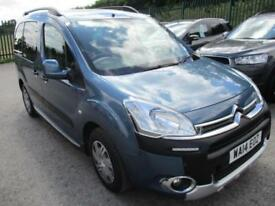 2014 CITROEN BERLINGO MULTISPACE E-HDI AIRDREAM XTR EGS AUTOMATIC MPV (MULTI-PUR