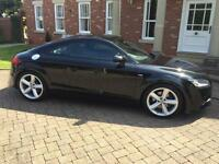 2010 Audi TT Coupe 2.0 S Line Quattro 6 Speed Manual Diesel