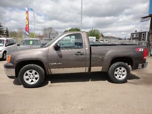2008 GMC SIERRA 1500-Z71-V8-5.3L-4X4-REGULAR CAB SHORT BOX