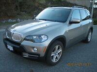 BMW X5 Snow Tire Package