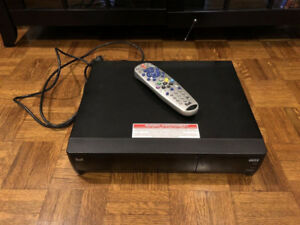 Bell 9241 HD PVR Plus Satellite Receiver with UHF!