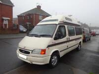 1998 Autosleeper Duetto 4 Berth Center Dinette Campervan For Sale Ref 15201