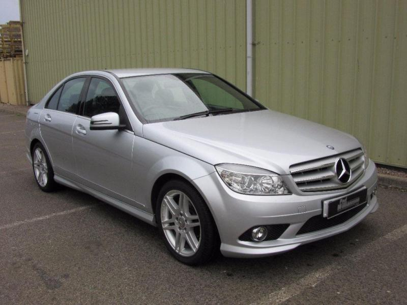 2009 mercedes benz c class 2 1 c200 cdi sport 4dr in elgin moray gumtree. Black Bedroom Furniture Sets. Home Design Ideas