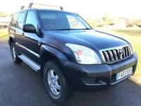 TOYOTA LAND CRUISER (2003) LC-2 3.0 D-4D TURBO DIESEL 8 SEATER 4X4