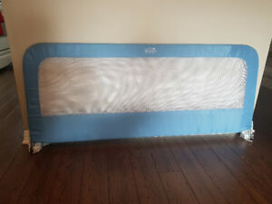 Infant Safety Bed Rail (smoke free home)