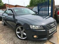 ✿2009/58 Audi A5 2.7 TDI Sport Multitronic,Grey ✿FULLY LOADED SPEC✿NICE EXAMPLE✿